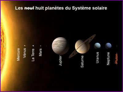 astronomie systsolaire