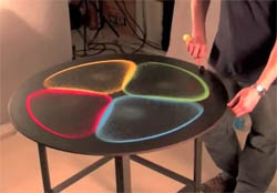 vibrations table